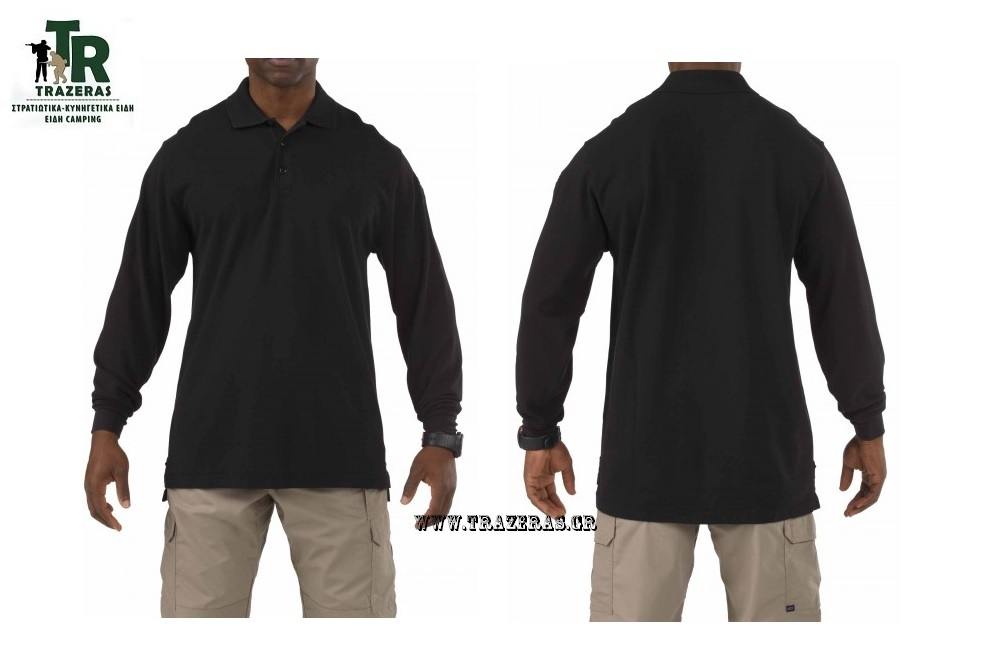 be232d6c8f88 Μπλούζα Professional Polo Long Sleeve (8 Χρώματα) της 5.11 Tactical BAL  11175