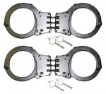 double-lock-police-hand-cuffs-handcuffs-with-keys-2-pcs-set
